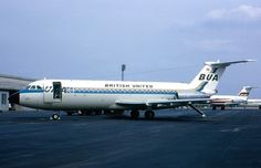 BUA British United BAC1-11