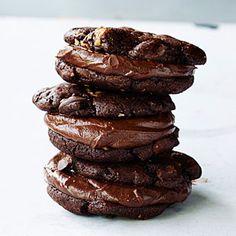 Triple-threat Chocolate Cookies
