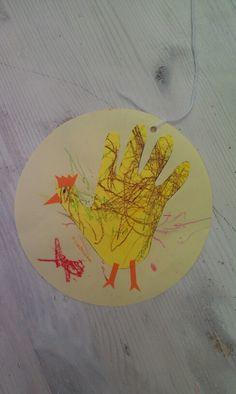 Dierendag kip
