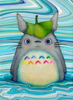 Isnt it Cute !! ☺Like and Share this with your friends ! Follow us if you are Totoro fan ! see more in www.totoroshop.co #totoro #ghibli