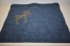 Sitteunderlag - www.tilnytteogglede.com Seat Pads, Knitting, Decor, Dekoration, Decoration, Tricot, Stricken, Knitwear, Crocheting