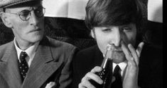 When John asked for Coke and did this:   9 Times The Beatles Proved They Were Cheeky