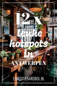 Consuming out in Antwerp: good eating places and eating places in Antwerp Voyage Europe, Europe Travel Guide, Asia Travel, Travel Tips, Budget Travel, Bruges, Places To Eat, Places To Travel, Eating Places