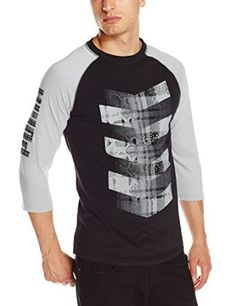 PUMA Men's Fitz Raglan 3/4 Sleeve T-Shirt http://www.amazon.com/PUMA-Raglan-Sleeve-T-Shirt-Black/dp/B00H7XPXDC/ref=cm_cr_pr_product_top?ie=UTF8&tag=unrealbargain-20