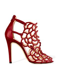Oscar de la Renta on the 10 things every woman should have: Very tall shoes, like his sky-high Gladia heels