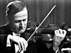 ▶ Still one of the best: Yehudi Menuhin! Bruch Violin concerto no 1 - Menuhin, Fricsay - YouTube