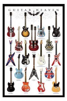 Guitar Heaven.  EllenZee.