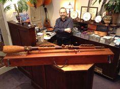 Pukaea. Maori Trumpet. Kitchen Cart, Trumpet, Carving, Musical Instruments, Design, Home Decor, Maori, Music Instruments, Decoration Home
