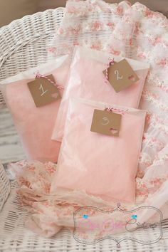 Powder Pink  by Norma Fayak on Etsy