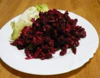 Salát z červené řepy Kiwi, Cabbage, Beef, Vegetables, Food, Meat, Vegetable Recipes, Eten, Veggie Food