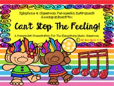 This product is a powerpoint presentation intended to be used in the elementary music classroom. Your students will enjoy reading music and performing on instruments to a popular pop song while you are addressing various national music standards. You will find two versions of the powerpoint included: one primary and one upper elementary version of the same lesson.
