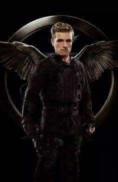 Mockingjay like Peeta