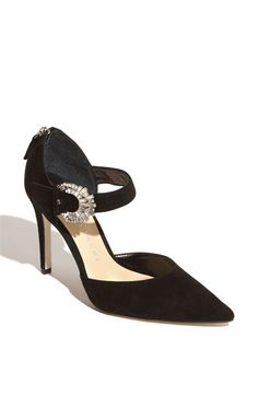 need somewhere to wear these.  Love them.  Ivanka Trump Gloree Pump.