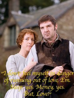 Lark Rise To Candleford. Robert Timmins....British Series more family friendly than Downton Abbey