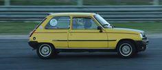 Renault 5 Alpine Yellow
