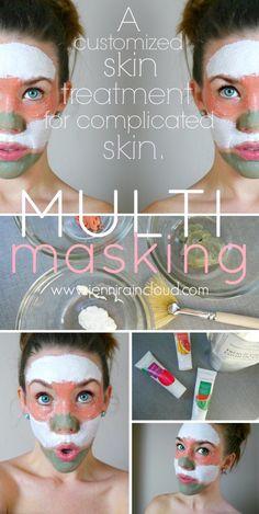 The Art Of Multi-Masking
