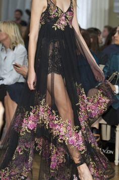Fashion Show: Платья из коллекции Marchesa Весна-Лето 2015 ♥♥♥