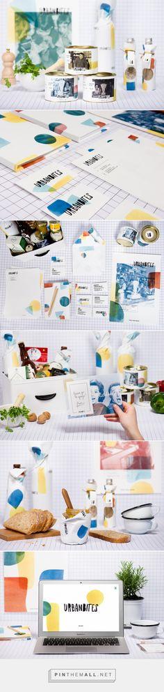 Feed you rmood with Urbanbites, packaging designed by Masquespacio (Spain) - http://www.packagingoftheworld.com/2016/04/urbanbites.html