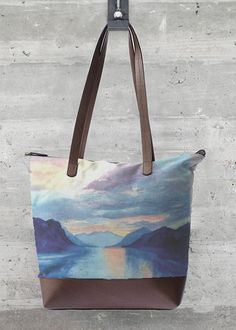 Statement Bag - Plow Horses by VIDA VIDA 0Dm358Hq