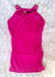 Kup mój przedmiot na #vintedpl http://www.vinted.pl/damska-odziez/tuniki/10599115-rozowa-tunika-z-wycieciem-na-plecach