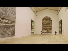Anselm Kiefer: Inside an Artists Studio - YouTube