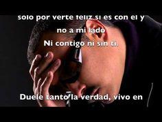 ▶ Pepe Aguilar - Ni Contigo, Ni Sin Ti (Letra/Lyrics) - YouTube