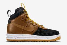 promo code 5119d ccfef Nike Lunar Force 1 Duckboot (Gold Dart) - Sneaker Freaker