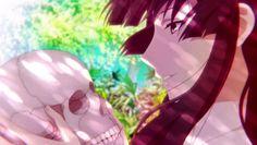 Sakurako-san no Ashimoto ni wa Shitai ga Umatteiru - Beautiful Bones Illustration Sketches, Art Sketches, Art Drawings, Magic Academy, Sakurako San No Ashimoto, Black And White Gif, Chibi, Anime Music Videos, Video Pink