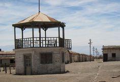 Humberstone, un antiguo y abandonado pueblo salitrero fundado por ingleses, declarado en 2005 Patrimonio de la Humanidad por la UNESCO. Humberstone comparte esta distinción con las antiguas oficinas salitreras de Santa Laura, también ubicadas en la comuna de Pozo Almonte.