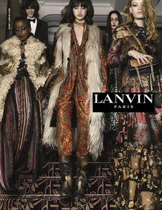 Ford Models - Baylee Soles for Lanvin Fall/Winter 2015