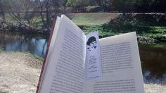 leyendo aballay un sabado soleado