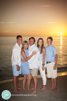 Family Beach Portraits Vanderbuilt Beach, Naples Florida  #naplesflorida #beachphotography #naplesfamilyportraits