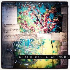 Mixed-media-art