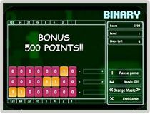 Fastest Game on the Arcade! The Binary game has been played about a million times all over the world.    A fun way to learn binary numbers for networking.