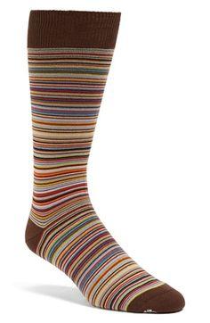 Paul+Smith+Multi+Stripe+Socks+available+at+#Nordstrom