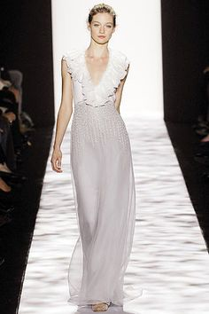 Badgley Mischka Spring 2007 Ready-to-Wear Fashion Show - Lesly Masson