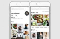 Pinterest atualiza ferramenta de busca visual e lança player de video nativo em sua plataforma.