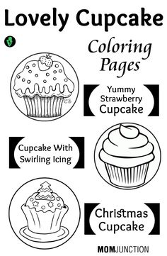 Its a known fact that children love eating cupcakes. Now involve your child's love for cupcakes with these 20 fabulous free printable cupcake coloring pages