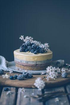 LACTOSE-FREE MINT CHOCOLATE VANILLA ICE CREAM CAKE