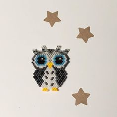 Seed Bead Patterns, Beaded Jewelry Patterns, Peyote Patterns, Beading Patterns, Miyuki Beads, Crochet Applique Patterns Free, Beaded Banners, Beaded Cross Stitch, Beaded Animals