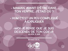 Jolie Phrase, Quote Citation, Oui, Live Life, Cute Babies, Stickers, Motivation, Education, Random