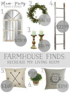 Friday Farmhouse- Li