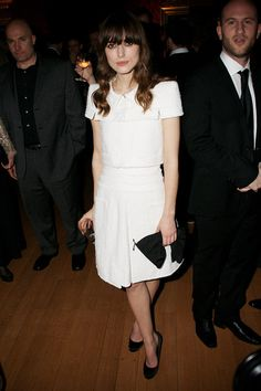 Keira Knightley Photos: UK Film Premiere: The Young Victoria - Afterparty