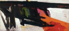 Franz Kline, 'Orange and Black Wall', ARS/Art Resource | Artsy