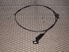 90-96 Nissan 300zx OEM Hood Release Switch & Cable