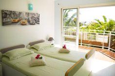 Villa Guadeloupe - Chambre 5.