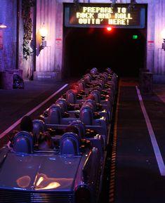 Disney World | Hollywood Studios | Rock 'n' Roller Coaster Starring Aerosmith