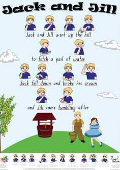 Great nursery rhyme visual aids for Makaton in the classroom Sign Language Songs, Simple Sign Language, Sign Language For Kids, Sign Language Alphabet, Learn Sign Language, Speech And Language, Language Lessons, Australian Sign Language, British Sign Language