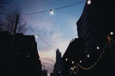 lights, new york, december 2013