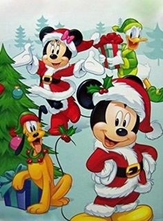 2016 Christmas Advent Holiday Countdown Calendar with 24 Milk Chocolates (Disney Mickey Mouse and Friends) Mickey Mouse Christmas, Mickey Mouse And Friends, Mickey Mouse Wallpaper, Disney Wallpaper, Image Mickey, Disney Micky Maus, Holiday Countdown, Countdown Calendar, Advent Calendar